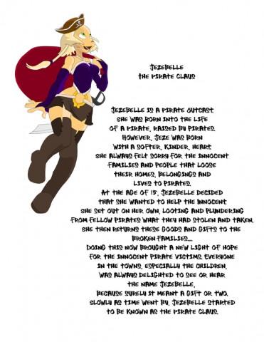 Jezebelle's Story