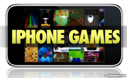 games on the iphone